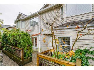 Photo 17: 14 838 TOBRUCK Avenue in North Vancouver: Hamilton Townhouse for sale : MLS®# V1095285