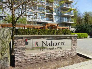 "Photo 3: 2506 660 NOOTKA Way in Port Moody: Port Moody Centre Condo for sale in ""NAHANNI"" : MLS®# V1117714"