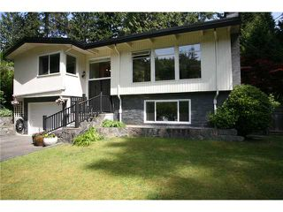 "Photo 1: 1490 EDGEWATER Lane in North Vancouver: Seymour House for sale in ""Seymour"" : MLS®# V1118997"
