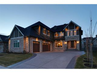 Main Photo: 116 WENTWORTH Lane SW in Calgary: West Springs House for sale : MLS®# C4008760