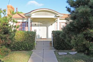 Photo 1: MISSION HILLS House for sale : 3 bedrooms : 3851 HAWK ST in SAN DIEGO