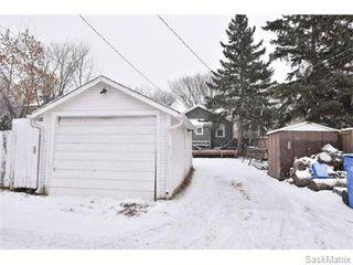 Photo 40: 2314 ELPHINSTONE Street in Regina: Cathedral Single Family Dwelling for sale (Regina Area 03)  : MLS®# 558452