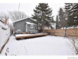 Photo 42: 2314 ELPHINSTONE Street in Regina: Cathedral Single Family Dwelling for sale (Regina Area 03)  : MLS®# 558452
