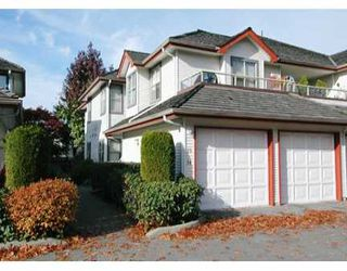 "Photo 1: 19160 119TH Ave in Pitt Meadows: Central Meadows Townhouse for sale in ""WINDSOR OAK"" : MLS®# V619881"