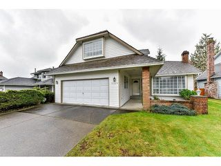 "Photo 1: 15518 93RD Avenue in Surrey: Fleetwood Tynehead House for sale in ""BERKSHIRE PARK"" : MLS®# R2052832"
