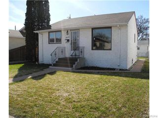 Photo 2: 1216 Valour Road in Winnipeg: West End / Wolseley Residential for sale (West Winnipeg)  : MLS®# 1609269