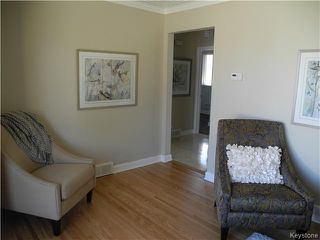 Photo 5: 1216 Valour Road in Winnipeg: West End / Wolseley Residential for sale (West Winnipeg)  : MLS®# 1609269