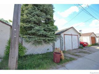 Photo 13: 415 Galloway Street in Winnipeg: North End Residential for sale (North West Winnipeg)  : MLS®# 1613472