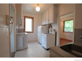 Photo 5: 415 Galloway Street in Winnipeg: North End Residential for sale (North West Winnipeg)  : MLS®# 1613472