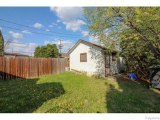 Photo 12: 415 Galloway Street in Winnipeg: North End Residential for sale (North West Winnipeg)  : MLS®# 1613472