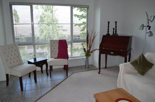 "Photo 3: 229 19528 FRASER Highway in Surrey: Cloverdale BC Condo for sale in ""FAIRMONT"" (Cloverdale)  : MLS®# R2087979"