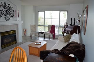 "Photo 2: 229 19528 FRASER Highway in Surrey: Cloverdale BC Condo for sale in ""FAIRMONT"" (Cloverdale)  : MLS®# R2087979"