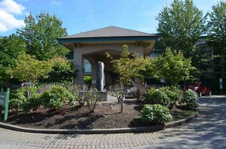 "Photo 1: 229 19528 FRASER Highway in Surrey: Cloverdale BC Condo for sale in ""FAIRMONT"" (Cloverdale)  : MLS®# R2087979"