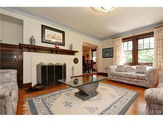 Photo 2: 577 Transit Rd in VICTORIA: OB South Oak Bay House for sale (Oak Bay)  : MLS®# 737648