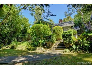 Photo 1: 577 Transit Rd in VICTORIA: OB South Oak Bay House for sale (Oak Bay)  : MLS®# 737648