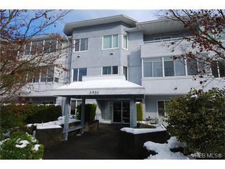 Photo 1: 314 3931 Shelbourne St in VICTORIA: SE Mt Tolmie Condo for sale (Saanich East)  : MLS®# 750508
