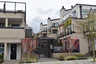 "Photo 1: 13 1350 W 6TH Avenue in Vancouver: Fairview VW Condo for sale in ""Pepper Ridge"" (Vancouver West)  : MLS®# R2141623"