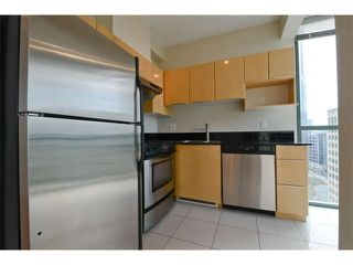 Photo 3: 2502 1239 W GEORGIA Street in Vancouver: Coal Harbour Condo for sale (Vancouver West)  : MLS®# R2148419
