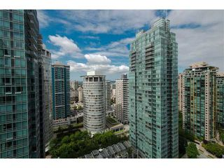 Photo 1: 2502 1239 W GEORGIA Street in Vancouver: Coal Harbour Condo for sale (Vancouver West)  : MLS®# R2148419