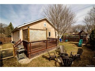 Photo 19: 114 Arden Avenue in Winnipeg: Pulberry Residential for sale (2C)  : MLS®# 1708329