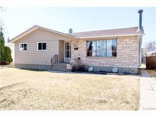 Photo 1: 62 Masterton Crescent in Winnipeg: Maples Residential for sale (4H)  : MLS®# 1708380