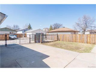 Photo 14: 62 Masterton Crescent in Winnipeg: Maples Residential for sale (4H)  : MLS®# 1708380