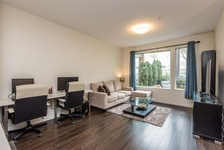 "Photo 3: 102 3133 RIVERWALK Avenue in Vancouver: Champlain Heights Condo for sale in ""NEW WATER"" (Vancouver East)  : MLS®# R2156823"
