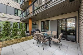 "Photo 14: 102 3133 RIVERWALK Avenue in Vancouver: Champlain Heights Condo for sale in ""NEW WATER"" (Vancouver East)  : MLS®# R2156823"