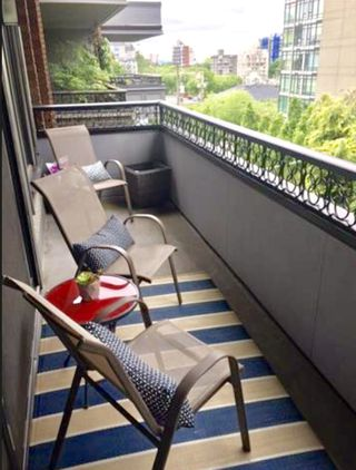 Photo 4: 503 1405 West 15th Avenue in Vancouver: Fairview VW Condo for sale (Vancouver West)  : MLS®# R2176957