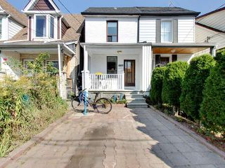 Photo 1: 487 Main Street in Toronto: Crescent Town House (2-Storey) for sale (Toronto E03)  : MLS®# E3938590