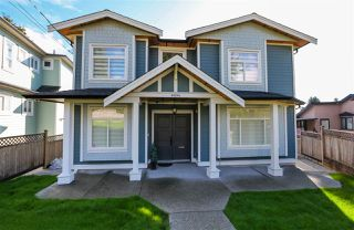 Photo 1: 8094 GILLEY Avenue in Burnaby: South Slope House for sale (Burnaby South)  : MLS®# R2233466