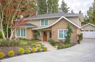 Photo 1: 5250 9A Avenue in Delta: Tsawwassen Central House for sale (Tsawwassen)  : MLS®# R2239384