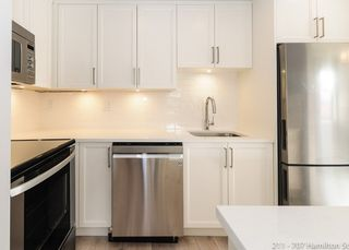 """Photo 1: 211 707 HAMILTON Street in New Westminster: Uptown NW Condo for sale in """"CASA DIANN"""" : MLS®# R2257301"""