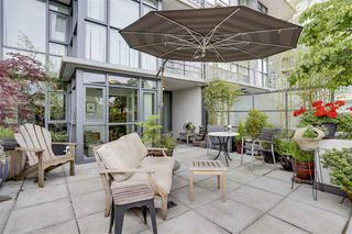 "Photo 1: 262 2080 W BROADWAY in Vancouver: Kitsilano Condo for sale in ""PINNACLE LIVING ON BROADWAY"" (Vancouver West)  : MLS®# R2278203"