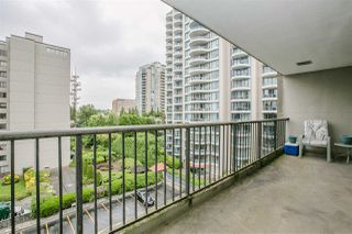Photo 19: 505 710 SEVENTH Avenue in New Westminster: Uptown NW Condo for sale : MLS®# R2288363