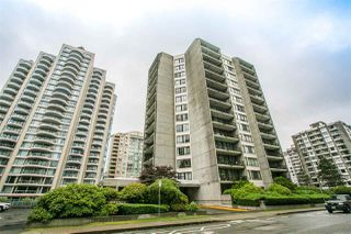 Photo 1: 505 710 SEVENTH Avenue in New Westminster: Uptown NW Condo for sale : MLS®# R2288363