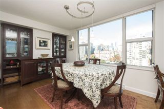 "Photo 5: 1608 1500 HORNBY Street in Vancouver: Yaletown Condo for sale in ""888 BEACH"" (Vancouver West)  : MLS®# R2314224"