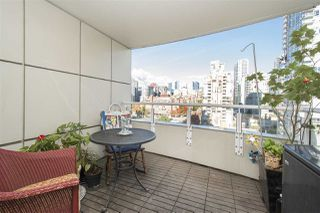 "Photo 14: 1608 1500 HORNBY Street in Vancouver: Yaletown Condo for sale in ""888 BEACH"" (Vancouver West)  : MLS®# R2314224"