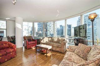 "Photo 2: 1608 1500 HORNBY Street in Vancouver: Yaletown Condo for sale in ""888 BEACH"" (Vancouver West)  : MLS®# R2314224"
