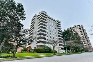 """Photo 1: 1004 7171 BERESFORD Street in Burnaby: Highgate Condo for sale in """"MIDDLEGATE TOWERS"""" (Burnaby South)  : MLS®# R2326972"""
