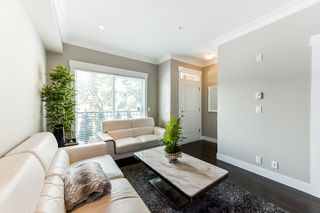 """Photo 5: 4 838 ROYAL Avenue in New Westminster: Downtown NW Townhouse for sale in """"BRICKSTONE WALK II"""" : MLS®# R2331286"""
