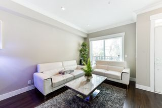 """Photo 6: 4 838 ROYAL Avenue in New Westminster: Downtown NW Townhouse for sale in """"BRICKSTONE WALK II"""" : MLS®# R2331286"""