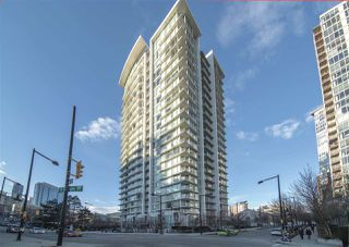 Main Photo: 807 161 W GEORGIA Street in Vancouver: Downtown VW Condo for sale (Vancouver West)  : MLS®# R2334209