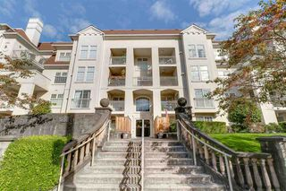 "Photo 1: 308 1655 GRANT Avenue in Port Coquitlam: Glenwood PQ Condo for sale in ""THE BENTON"" : MLS®# R2341563"