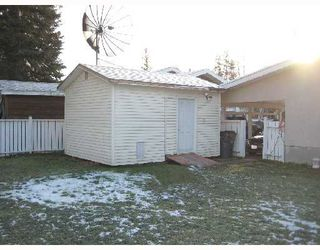 Photo 7: 1472 BUCHANAN AV in Prince_George: Fraserview House for sale (PG City West (Zone 71))  : MLS®# N188491