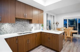 """Photo 4: 6 3022 SUNNYHURST Road in North Vancouver: Lynn Valley Townhouse for sale in """"Ross Residence"""" : MLS®# R2346413"""