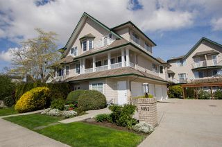 """Main Photo: 8 5053 47 Avenue in Delta: Ladner Elementary Townhouse for sale in """"PARKSIDE PLACE"""" (Ladner)  : MLS®# R2359343"""