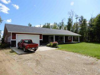 Main Photo: 55101 Range Road 25: Rural Lac Ste. Anne County House for sale : MLS®# E4152341