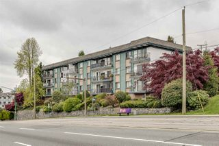 "Main Photo: 113 5450 EMPIRE Street in Burnaby: Capitol Hill BN Condo for sale in ""EMPIRE PLACE"" (Burnaby North)  : MLS®# R2365489"