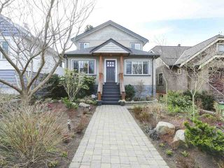 Photo 1: 3462 PANDORA Street in Vancouver: Hastings Sunrise House for sale (Vancouver East)  : MLS®# R2365849